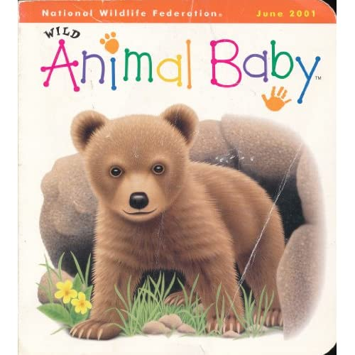 Wild Animal Baby June 2001 National Wildlife Federation