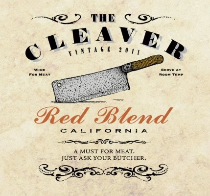 2011 Cleaver California Red Blend 750 Ml