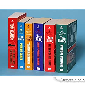 Tom Clancy's Jack Ryan Books 1-6