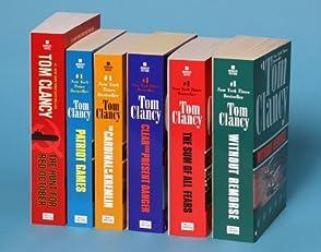 Tom Clancy's Jack Ryan Books 1-6