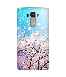 White Fall LG G4 Stylus Case
