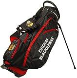 CHICAGO BLACKHAWKS NHL STAND BAG - 14 WAY (FAIRWAY)