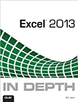 Excel 2013 In Depth Front Cover