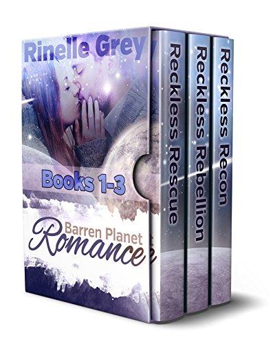 A Barren Planet Romance Series Books 1-3 (Box Set) PDF