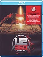 U2 360° At The Rose Bowl [Blu-ray]