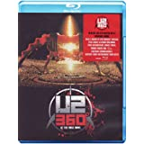 U2 360� At The Rose Bowl [Blu-ray]par U2
