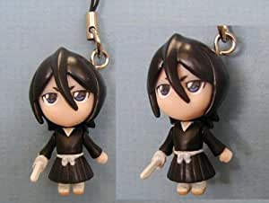 Bleach Figure Cell Phone Strap Keychain Kuchiki Rukia