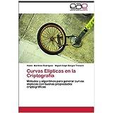 Curvas El Pticas En La Criptograf a: Métodos y algoritmos para generar curvas elípticas con buenas propiedades...