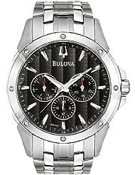 Bulova 96C107 Black Bracelet Watch