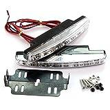 Yorbest 8LED Auto Tagfahrlicht Lampe E4 gepr�ft R87 CE