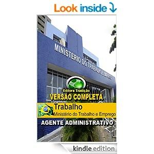 Amazon.com: Preparatório - <b>Concurso Ministério</b> do <b>Trabalho</b> e <b>...</b> 2014
