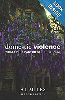 Click to buy Domestic Violence: What Every Pastor Needs to Know from Amazon!