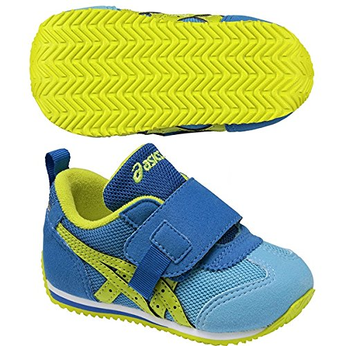 [ASICs] ASICS kids shoes Idaho BABY GR-ES TUB154 40GR (SAX /15.5)