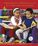 img - for Adapting Early Childhood Curricula for Children with Special Needs (7th Edition) 7th (seventh) edition (authors) Cook, Ruth E., Klein, M. Diane, Tessier, Annette (2007) published by Prentice Hall [Paperback] book / textbook / text book