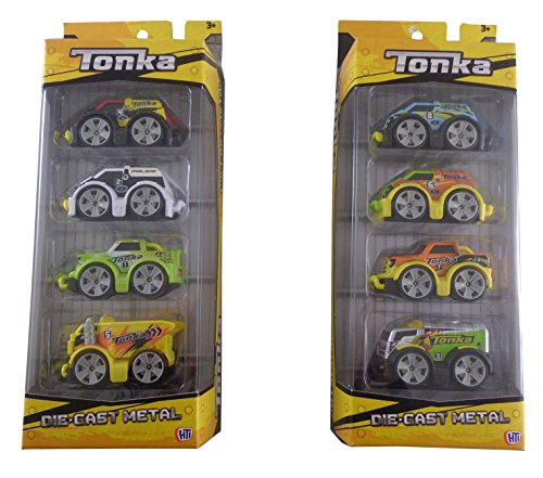 pack-of-4-8cm-camions-tonka-diecast-set-vehicule-8-recueillir-toy-cars