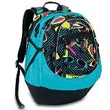 High Sierra Fat Boy Backpack, Sunglasses/Pattern, 19.5x13x7-Inch