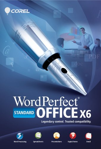 Wordperfect Office X6 Standard [Download]