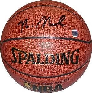 Nerlens Noel signed NBA Indoor Outdoor Basketball (Kentucky Wildcats) by Athlon+Sports+Collectibles