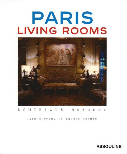 Paris Living Rooms