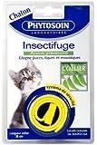 Phytosoin - 098112 - Collier Insectifuge Chatons - Système de Sécurité