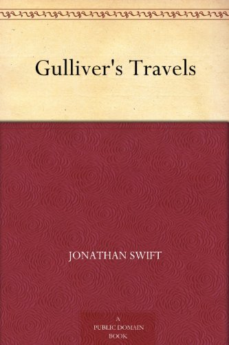 Jonathan Swift - Gulliver's Travels (English Edition)
