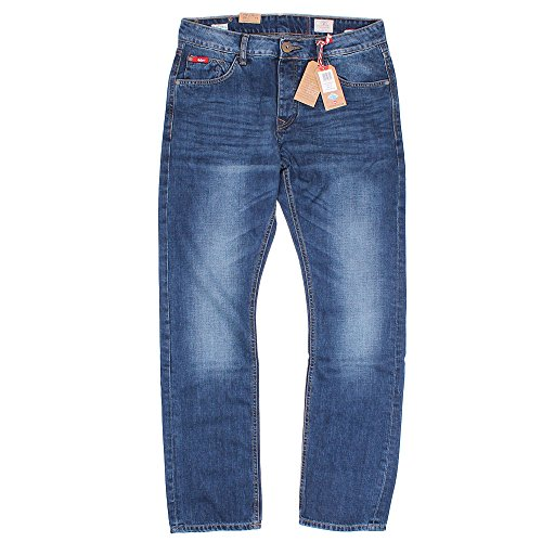 Lee Cooper -  Jeans  - Straight  - Uomo Blue W30 / L30