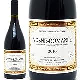 [2010] ヴォーヌ ロマネ 750ml(ベルトラン ド ラ ロンスレイ)赤ワイン【コク辛口】((B0CYVR10))
