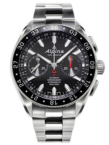 Alpina Alpiner 4 Chronograph Mens Watch AL-860B5AQ6B