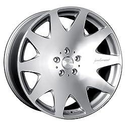 20″ Mrr Hr3 20×8.5 20×9.5 Silver Diamond Cut Infiniti Nissan 5×114