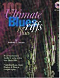 100 Ultimate Blues Riffs for Flute Book/audio CD