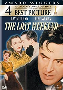 Amazon.com: The Lost Weekend: Ray Milland, Jane Wyman