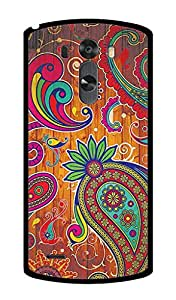 LG G3 Stylus Printed Back Cover