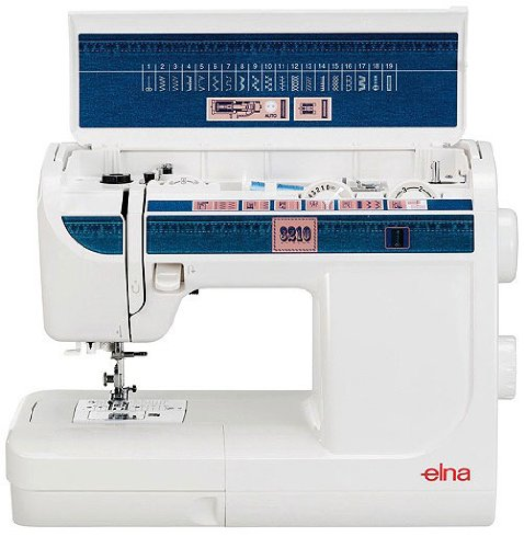 Elna 3210 Jeans Sewing Machine