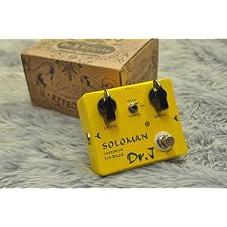 【国内正規品】JOYO DR.J ドクターJ SOLOMAN ベースオーバードライブ D52