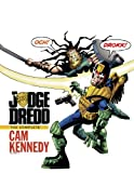 img - for Judge Dredd: The Complete Cam Kennedy Volume 2 book / textbook / text book