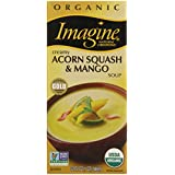 Imagine Organic Soup, Acorn Squash & Mango, 32 Ounce