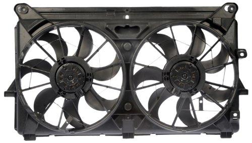 Dorman 620-653 Dual Fan Assembly for Chevrolet/GMC by Dorman - OE Solutions