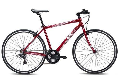 hybrid bike SE Bikes Monterey 21-Speed Hybrid Bicycle
