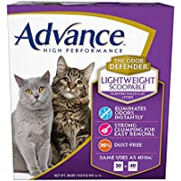 Advance High Performance Scented Lightweight Multi-Cat, Cat Litter