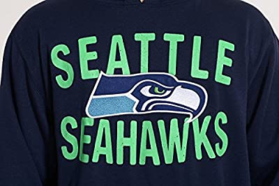 Mens SEATTLE SEAHAWKS Hooded Sweatshirt