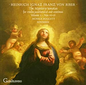 Mysterien Sonaten (Intégrale) /Vol.2