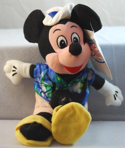 Disney Tourist Mickey Mouse Bean Bag