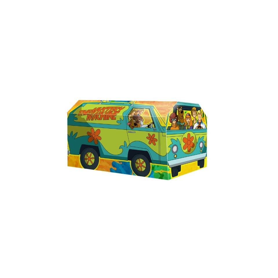 Scooby Doo Mystery Treat Boxes   4/Pkg.