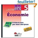 Carrés DCG5 Economie