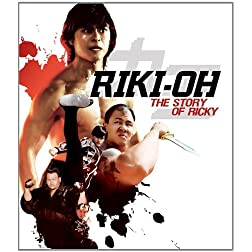 Riki-Oh: The Story of Ricky [Blu-ray]