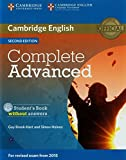 img - for Complete Advanced Student's Book without Answers with CD-ROM book / textbook / text book