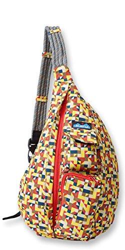 Kavu Rope Bag Desert Quilt