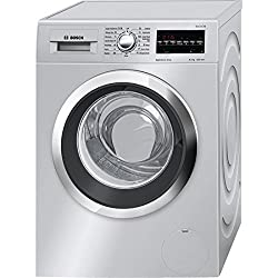 Bosch Front Loading Washing Machine 8.0 Kg Wat 24 468 In 1200 Rpm Silver