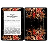 Diabloskinz Vinyl Adhesive Skin Decal Sticker for Amazon Kindle Paperwhite - Dark