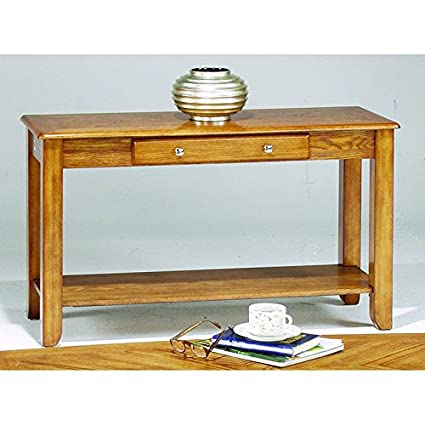 Panama Sofa Table - 480-4